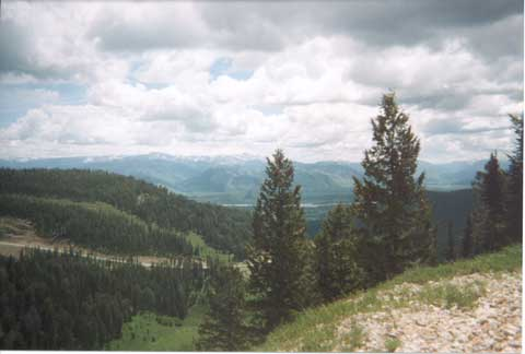 Wyoming, Summer 1997